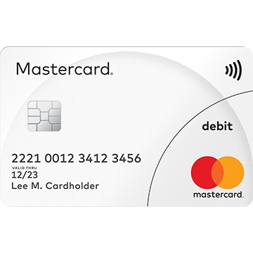 Platinum Debit Card | MasterCard